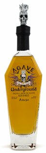 Agave Underground Tequila Anejo 750ml